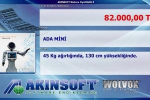 Akınsoft WOLVOX FiyatMatik